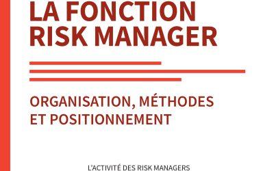 Parution d'ouvrage: La Fonction de Risk Manager par Caroline Aubry et Nicolas Dufour