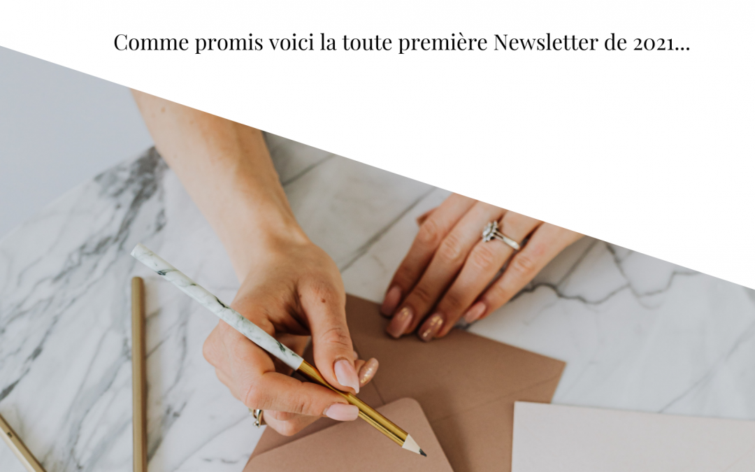 Newsletter Février 2021