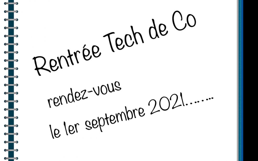 Annonce rentrée TC 2021