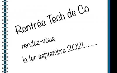Rentrée 2021 du département Tech de Co Toulouse
